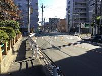 松本・ときわ方面(松本街道)から車で